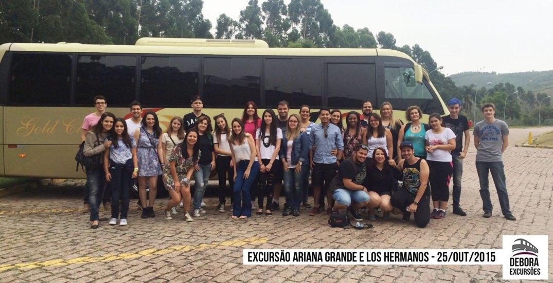 Excursão Ariana e LH 25 outubro 2015