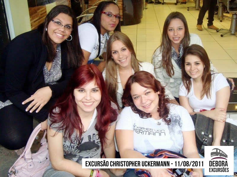 Excursão Christopher Uckermann - 20 11 2011