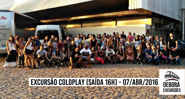 Coldplay - 16h