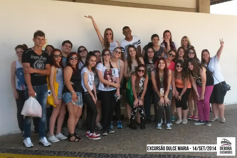 Excursão Dulce Maria - 14 09 2014
