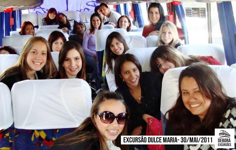 Excursão Dulce Maria - 30 05 2011