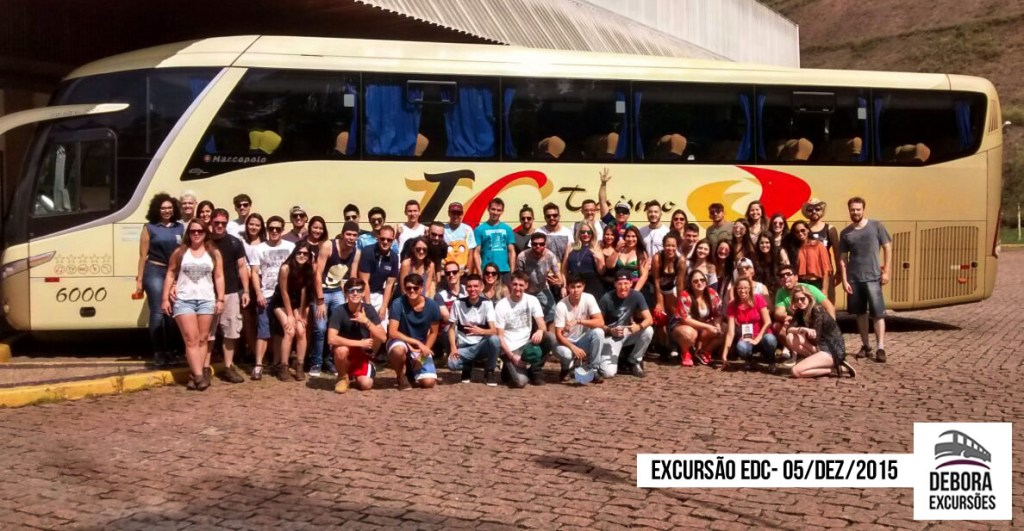 Excursão EDC 05 dezembro 2015