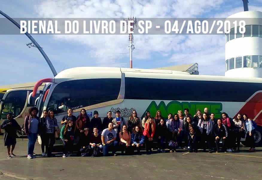Bienal do Livro - Excursão Campinas e Pira Debora Excursoes