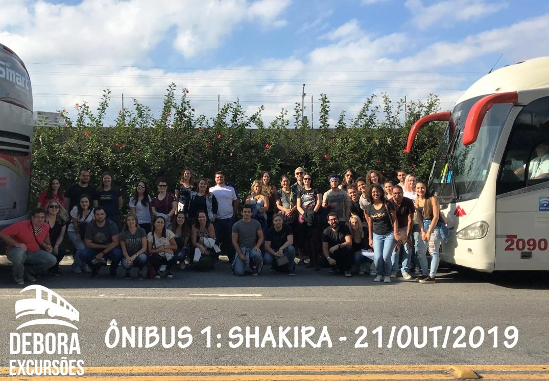 Bus 1 Shakira