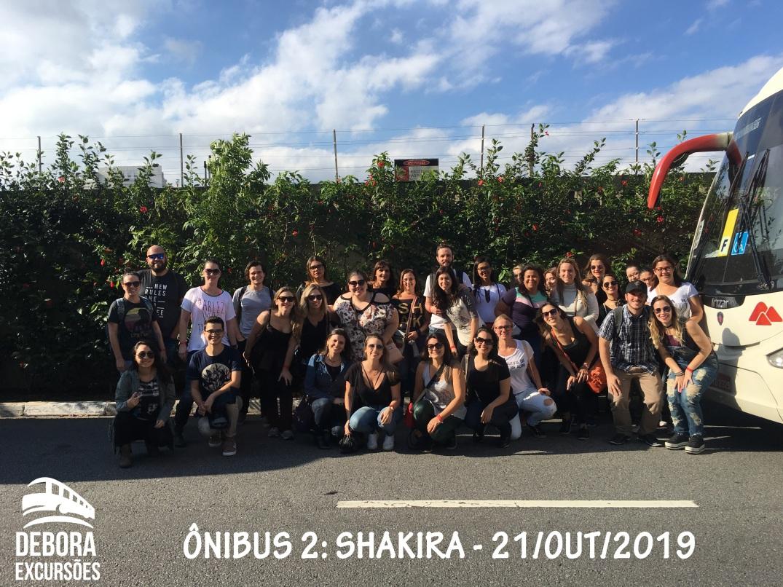 Bus 2 Shakira