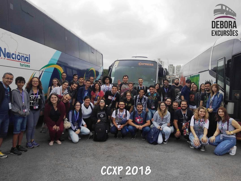 CCXP 08 - 2